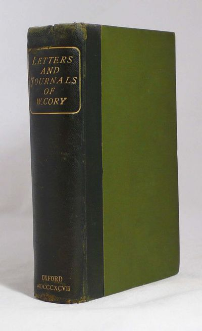 Oxford: Printed for Subscribers (by Horace Hart), 1897, 1897. First edition, one of 100 copies. NCBE...
