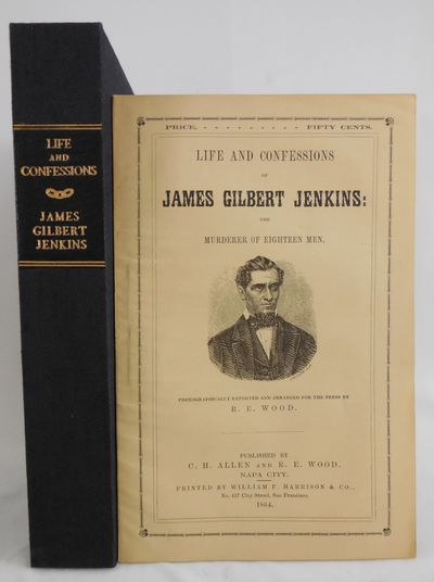 Life and Confessions of James Gilbert...