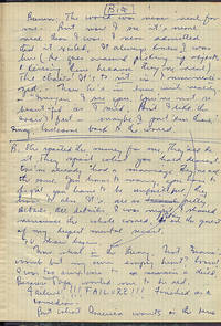 THE LAST ANALYSIS. HOLOGRAPH MANUSCRIPT OF SAUL BELLOW'S ONLY PLAY by  Saul BELLOW - Signed First Edition - from Charles Agvent and Biblio.com