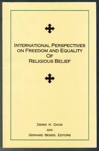 International Perspectives on Freedom and Equality of Religious Belief