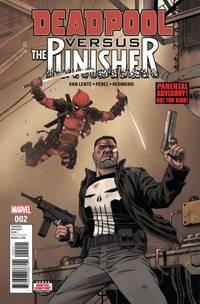 Deadpool Vs The Punisher #2