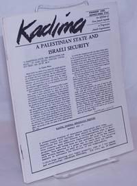 image of Kadima [three issues]