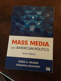 image of Mass Media and American Politics, Ninth Edition