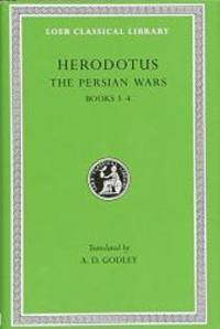 The Persian Wars, Volume II: Books 3-4 (Loeb Classical Library) by Herodotus - 2008-07-05