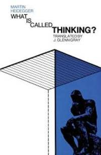 image of What is called thinking?
