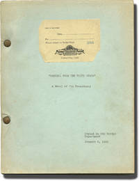 image of Gabriel Over the White House (Original Draft MGM script of the novel's text)