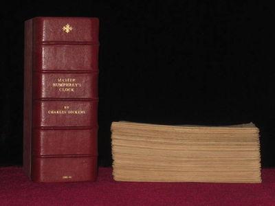 London (1840-41, i. e. 4 Apr. 1840 - 2 Nov. 1841): Chapman & Hall. First Edition. Original Wraps. Qu...