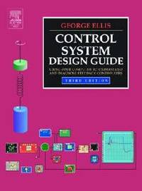 Control system design guide george ellis book by for Control m architecture