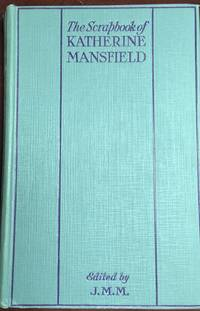 image of The Scrapbook of Katherine Mansfield