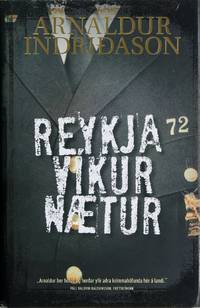 image of Reykja Vikur Naetur