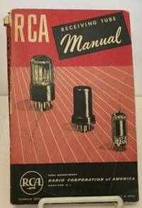 image of Rca Receiving Tube Manual
