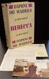 image of Rebecca : With A 2 Page Typed Signed Letter From The Author Discussing Rebecca : With A Photo Signed By The Author