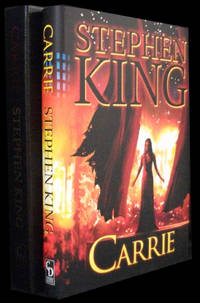 Carrie by Stephen King - Hardcover - First Cemetery Dance Deluxe Edition - 2014 - from TristanBooks and Biblio.com