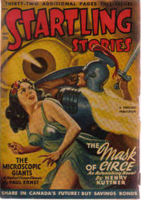 Startling Stories May 1948, Volume 17, # 2 ( The Mask of Circe; No escape from Destiny; The...
