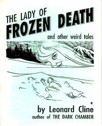 image of The Lady of Frozen Death and Other Weird Tales