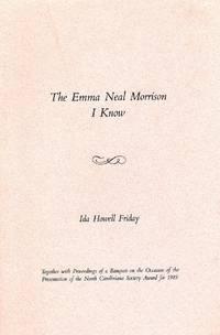 The Emma Neal Morrison I Know