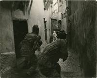 The Battle of Algiers [La battaglia di Algeri] (Two oversize double weight photographs from the 1966 film)