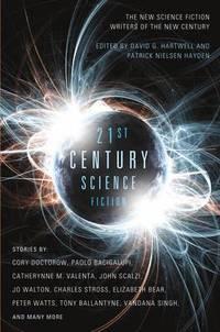 image of Twenty-First Century Science Fiction