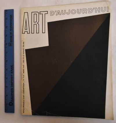 Paris: Art d'Aujourd'hui, 1950. Softcover. G+, covers starting to detach, normal wear. Pages are in ...