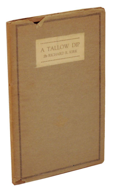 Chicago, IL: The Bookfellows, 1926. First edition. Softcover. A limited edition of 675 copies. A sli...