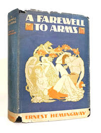 image of A Farewell To Arms - first issue book and dust wrapper