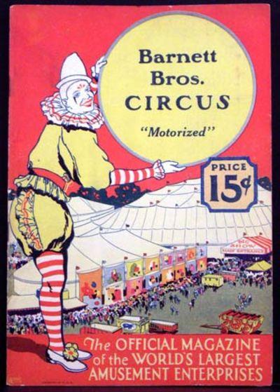 New York: The Circus Magazine, Inc, 1928. Original Wraps. Collectible; Very Good. First Edition. Won...