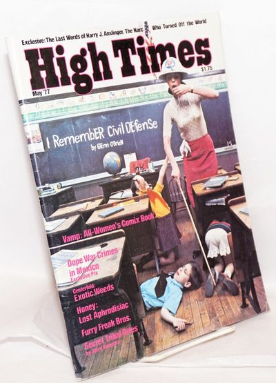 New York: Trans-High Corporation, 1977. Magazine. 114p., 8.25x11 inches, slick magazine, illus., mil...