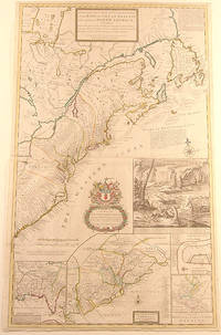 A New and Exact Map of the Dominions of the King of Great Britain on ye continent of North America containing Newfoundland, New Scotland, New England, New York, New Jersey, Pensilvania [sic.] Maryland, Virginia and Carolina. According to the newest and most exact observations