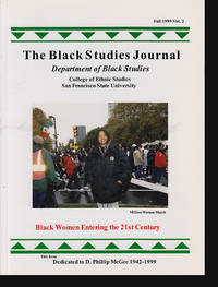 The Black Studies Journal (Vol. 2, Fall 1999): Black Women Entering the 21st Century
