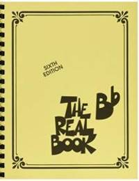 The Real Book (B Flat, Sixth edition) by Hal Leonard Corp - 2005-07-06 - from Books Express (SKU: 0634060848n)