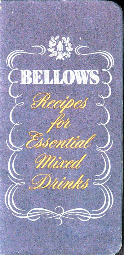 NY: Bellows and Company, 1948. Paperback. Very good. 4.25 by 2.25 inches. pp. Very good in publisher...