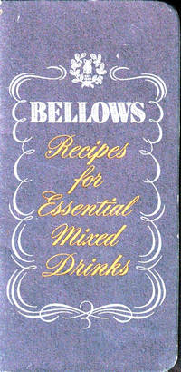 Recipes For Essential Mixed Drinks