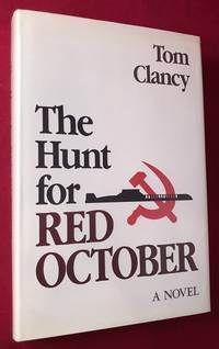 The Hunt for Red October (SIGNED FIRST EDITION)