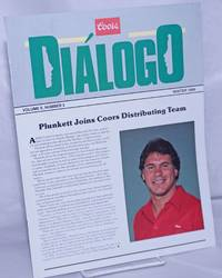 Coors Diálogo: vol. 2, #3, Winter 1986: Plunkett joins Coors distributing team