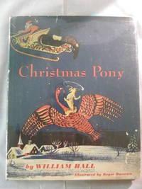 image of Christmas Pony
