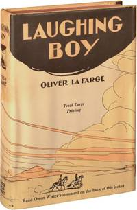 image of Laughing Boy (First Edition, later issue jacket, Pulitzer Prize band)
