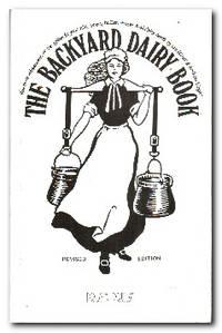 The Backyard Dairy Book