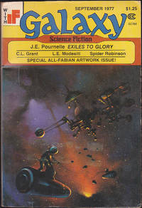Exiles to Glory, serialized in Galaxy magazine (September and October 1977)