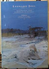image of Australian and European Paintings November 1994