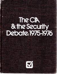 image of The CIA & the Security Debate, 1975-1976