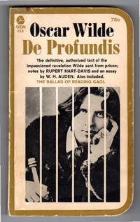 image of De Profundis and The Ballad of Reading Gaol