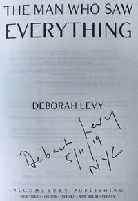 THE MAN WHO SAW EVERYTHING (SIGNED, DATED & NYC)