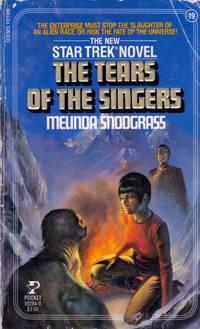 The Tears of the Singers (Star Trek #19)