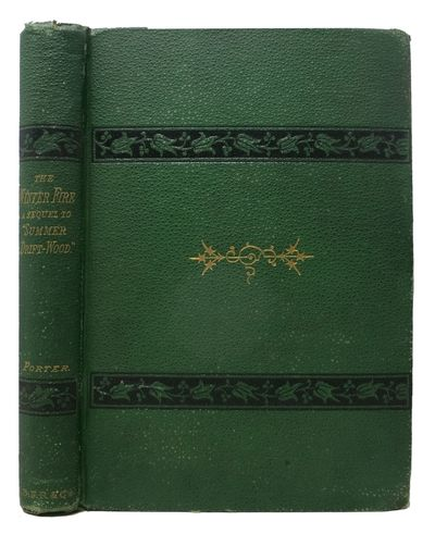 NY: Anson D.F. Randolph & Co, 1874. 1st edition. Green cloth binding. Gilt stamped spine & upper pan...