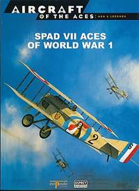 Spad VII Aces of World War 1. Series No. 53