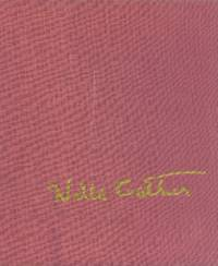 Willa Cather; A Pictorial Memoir