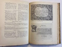 The English Writing-Masters and Their Copy-Books, 1570-1800. A Biographical Dictionary & A...