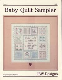 Baby Quilt Sampler Book 3