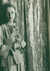 """Portrait photograph of Jessica Tandy as Blanche in """"A Streetcar Named Desire"""