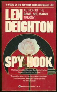 SPY HOOK, Deighton, Len